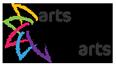 artsUNITE / UNITÉ des arts Logo