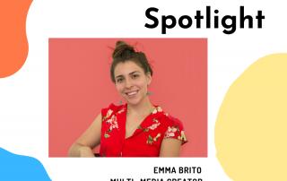 Artist Spotlight: Emma Brito