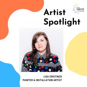 Artist Spotlight: Lisa Cristinzo