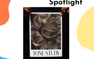 Artist Spotlight Featuring Tone Study Magazine, Interview by Nana Adu Poku & Michael Nyarkoh