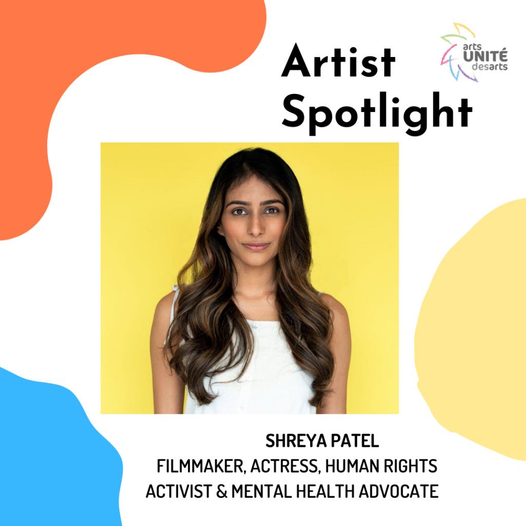 Artist Spotlight: Shreya Patel