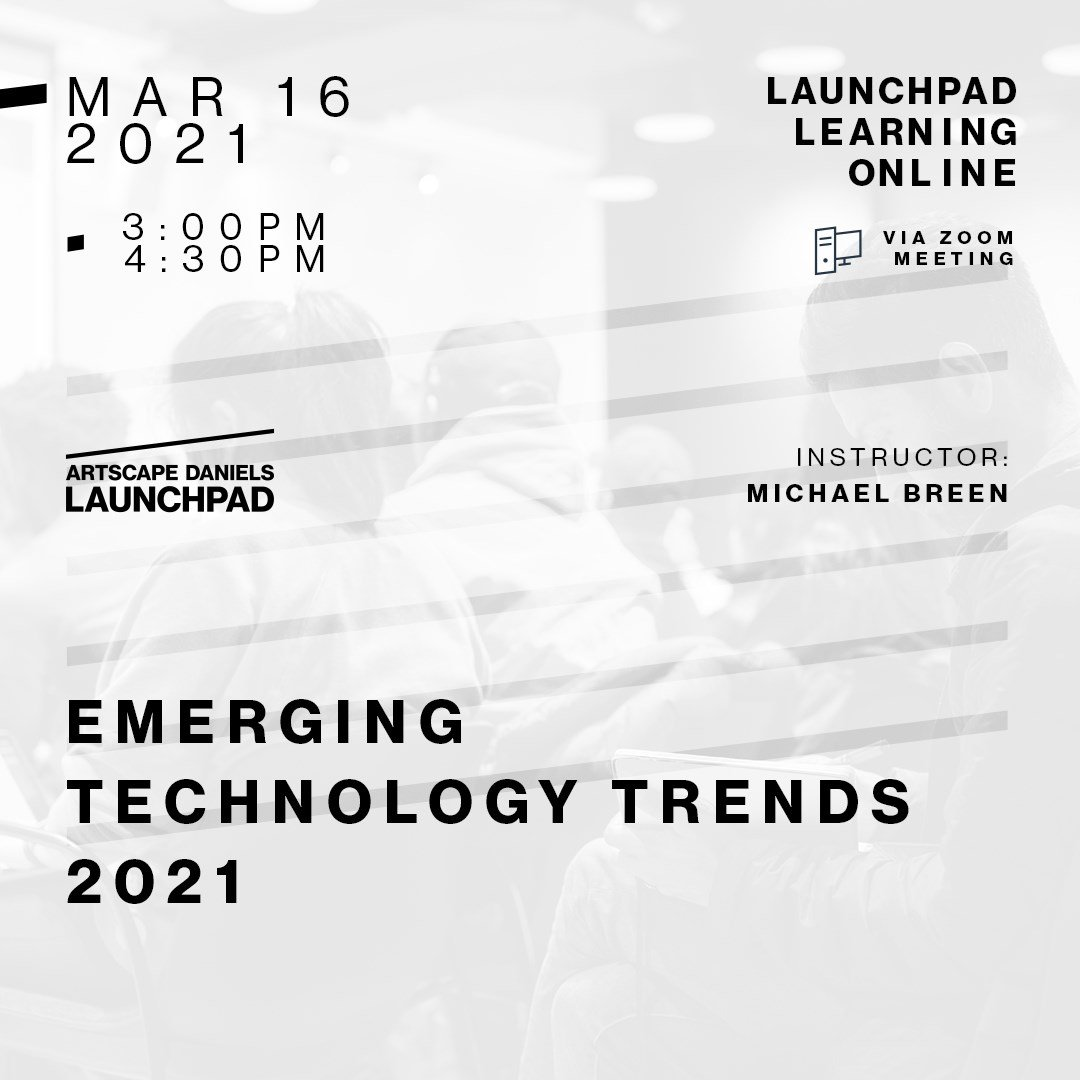 Emerging Technology Trends with Launchpad Learning