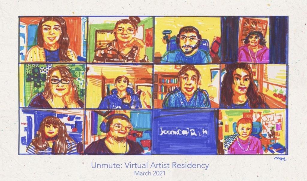 Arts Unite Artists