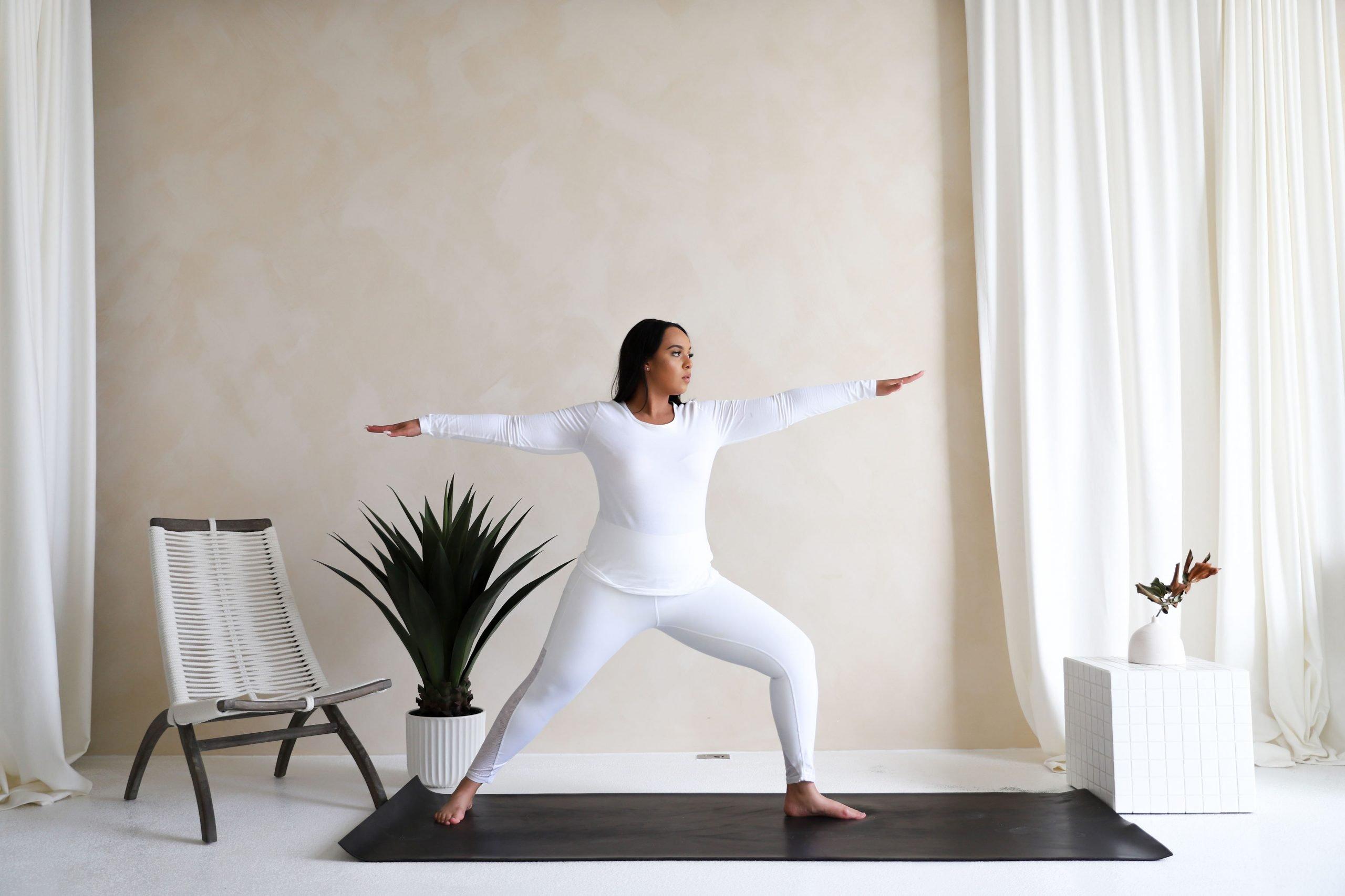 Yoga By B.Lynn